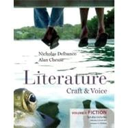 Literature: Craft & Voice (Fiction, Poetry, Drama) : Three Volume Set