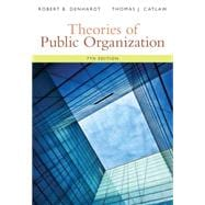 Theories of Public Organization