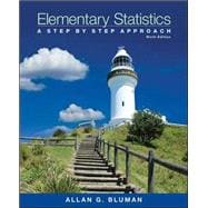 Elementary Statistics: A Step-by-Step Approach with Formula Card