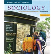 Sociology Your Compass for a New World, Brief Edition