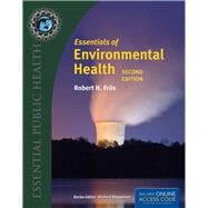 Essentials of Environmental Health (Book with Access Code)