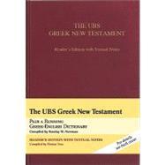 The UBS Greek New Testament Reader