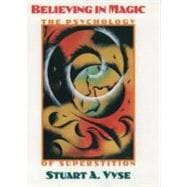 Believing in Magic The Psychology of Superstition