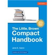 The Little, Brown Compact Handbook, MLA Update Edition