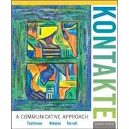Kontakte : A Communicative Approach