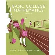 Basic College Mathematics plus MyMathLab -- Access Card Package