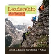Leadership, 6th Edition