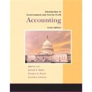 Introduction to Governmental and Non-for-Profit Accounting