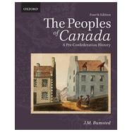 The Peoples of Canada A Pre-Confederation History