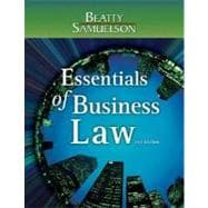 Essentials of Business Law (with InfoTrac)