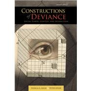 Constructions of Deviance Social Power, Context, and Interaction