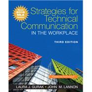 Strategies for Technical Communication in the Workplace, MLA Update Edition