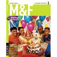 M&F 3 (with CourseMate, 1 term (6 months) Printed Access Card)