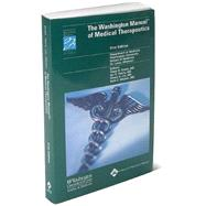 The Washington Manual� of Medical Therapeutics