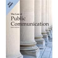 Law of Public Communication 2013 Update