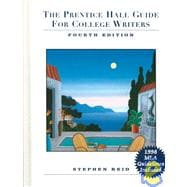 PRENTICE-HALL GDE F/COLL WRITERS (REV)