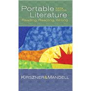 Literature Reading, Reacting, Writing, Portable Edition (with Lit21 CD-ROM Version 1.5)