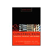Construction: Principles, Materials, and Methods, 7th Edition