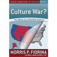 Culture War? : The Myth of a Polarized America