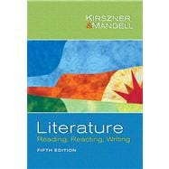 Literature Reading, Reacting, Writing (with Lit21 CD-ROM Version 1.5)
