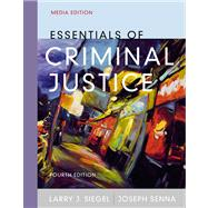 Essentials of Criminal Justice (with InfoTrac)