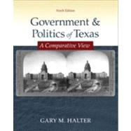 Government and Politics of Texas, 9th Edition