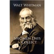 Specimen Days & Collect 9780486286419R