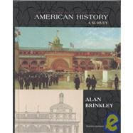 American History with Map and Study Guide CD; MP