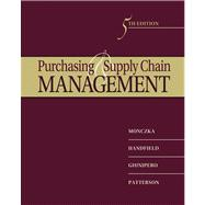 Purchasing and Supply Chain Management
