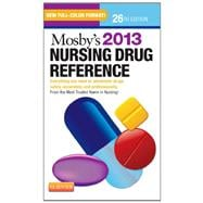 Mosby's Nursing Drug Reference 2013