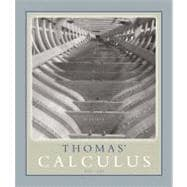 Thomas' Calculus(Single Variable, Chs. 1-11)