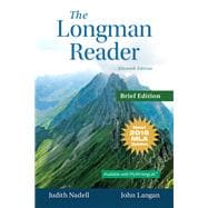 The Longman Reader, Brief Edition, MLA Update Edition