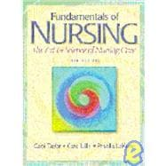 Procedure Checklists to Accompany Fundamentals of Nursing : The Art and Science of Nursing Care
