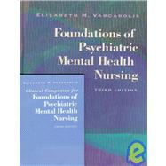Foundations of Psychiatric Mental Health Nursing (3rd w/ Package)