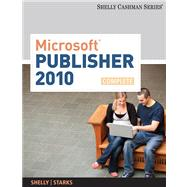 Microsoft Publisher 2010 Complete