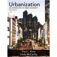 Urbanization An Introduction to Urban Geography