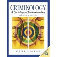 Criminology : A Sociological Understanding