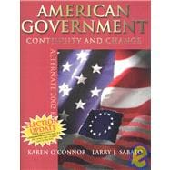 American Government : Continuity and Change, 2002 Alternate Election Update, with LP.com Version 2.0