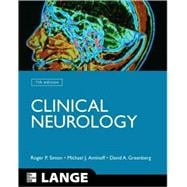 Clinical Neurology, Seventh Edition