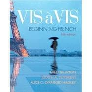 Vis-&#224;-vis: Beginning French (Student Edition)