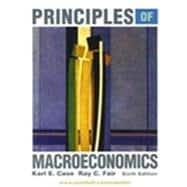 Principles of Macroeconomics: With Activeecon Learning Tutorial