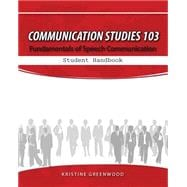 Communication Studies 103 9781465226457R