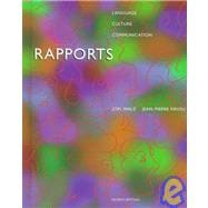 Rapports: Language, Culture, Communication