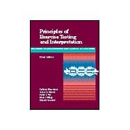 Principles of Exercise Testing and Interpretation Including Pathophysiology and Clinical Applications