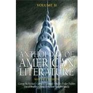 Anthology of American Literature, Volume II