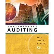 Contemporary Auditing: Real Issues and Cases, 8th Edition