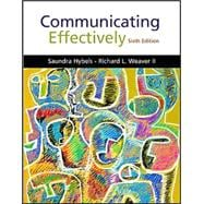 Communicating Effectively with free TestPrep and Communication Concepts Video CD-ROM