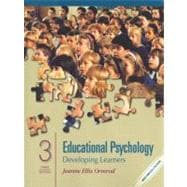 Educational Psychology: Developing Learners with CDROM