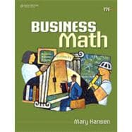 Business Math, 17th Edition