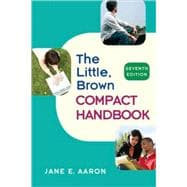 Little, Brown Compact Handbook, The (with NEW MyCompLab with Pearson eText Student Access Code Card)
